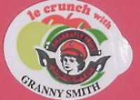 GRANNY SMITH  - Sticks fruits - Pommes export - Le crunch sharbatly