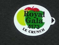 ROYAL GALA 4173  - Sticks fruits - Pommes export - Le crunch